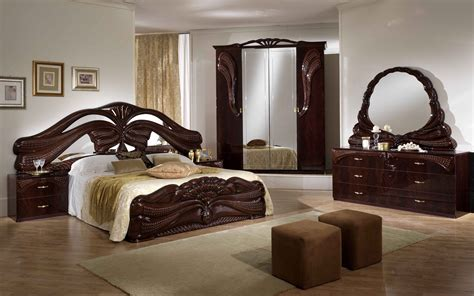 chambre a coucher italienne pas cher decoration chambre baroque moderne