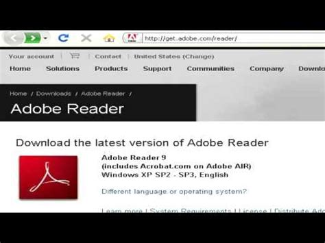 install the full version of adobe acrobat computer security tech support how to install adobe