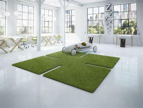 teppich rund modern designer teppich modern rund quadratisch oder