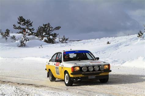 Rallye Auto Historique by Autostoriche Vince Rally Montecarlo Historique 2015