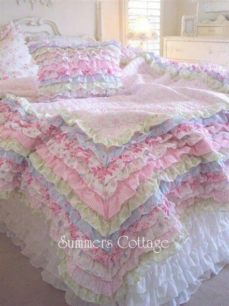 girls ruffle comforter petticoat ruffles bedding things for gianna pinterest