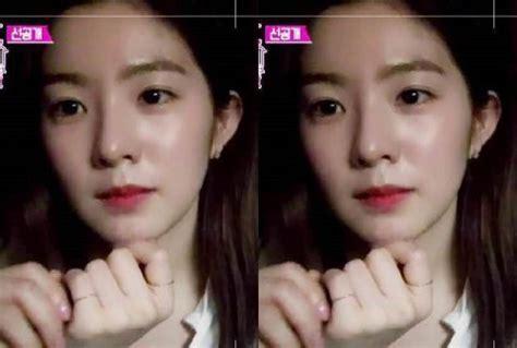 Kaos Velvet Kaos Seulgi Kaos Irene Kaos Yeri irene velvet makin cantik walaupun minim make up di layar kaca harianpost