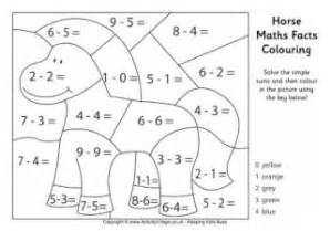 One of these fun colouring page worksheets for the kids to enjoy