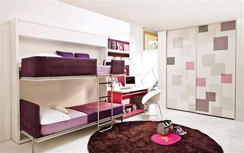bunk rooms space saving beds bedrooms
