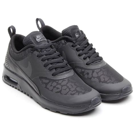 womens nike air max thea running shoes buy 68 womens nike air max thea print running shoes black