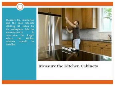 youtube installing kitchen cabinets how to install crown moldings on kitchen cabinets youtube