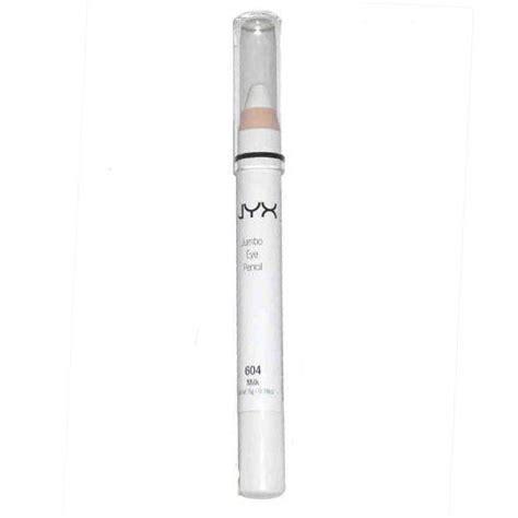 Nyx Jumbo Eye Pencil White nyx jumbo eye pencil shadow liner 604 milk sealed http