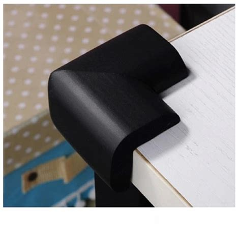 Desk Corner Protector Baby Safety Table Desk Edge Corner Cushion Guard Softener Bumper Protector Ebay