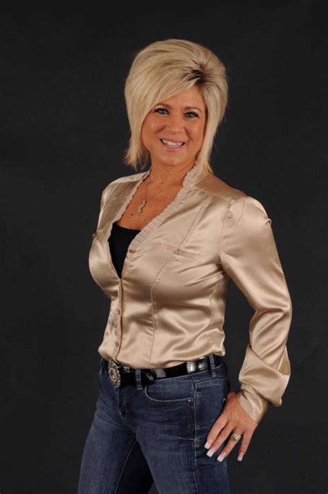 how old is theresa caputo caputo on the go psychics and salsa houston chronicle