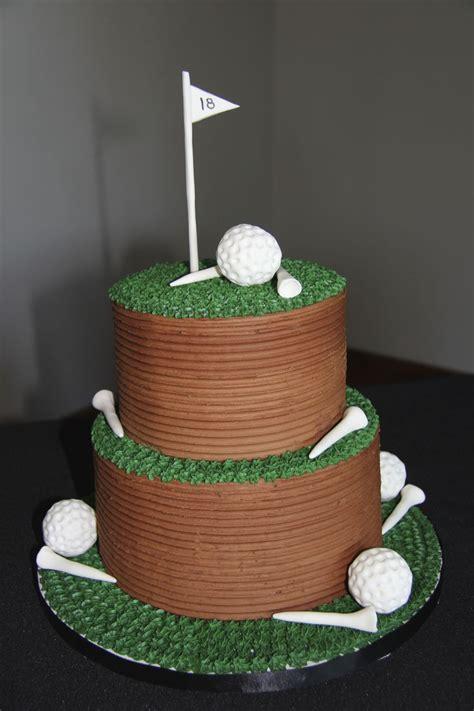 golf themed cakes ideas  pinterest golf cakes golf birthday cakes  golf grooms cake