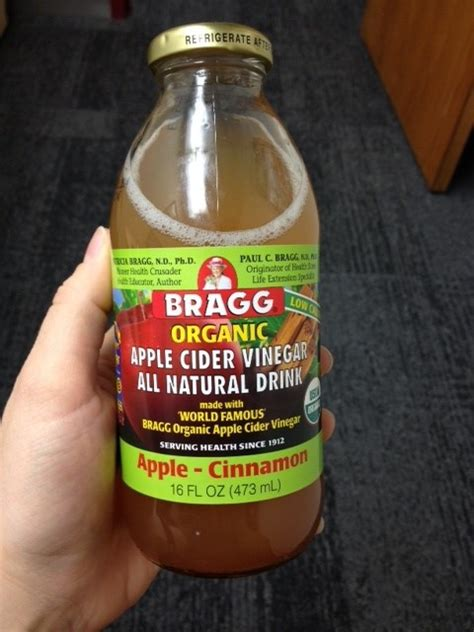 Braggs Apple Cider Vinegar 3 Day Detox by As 25 Melhores Ideias De Braggs Vinegar No