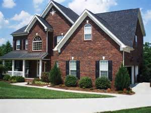 brick homes 17 best images about front door brick house on