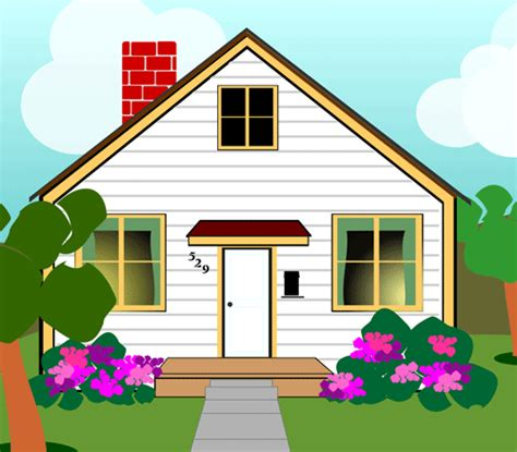 images of a house clip of a house clipart best