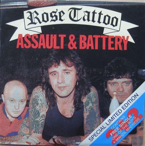 rose tattoo assault and battery assault battery reviews