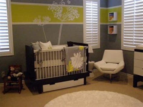 Modern Nursery Decor Marvellous Baby Nursery Painting Ideas