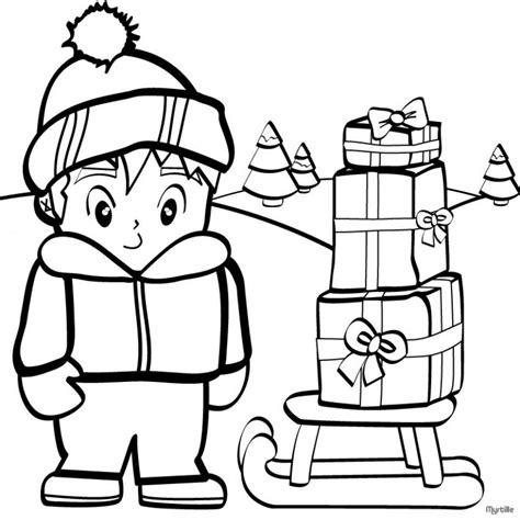imagenes de navidad para un padre dibujos para colorear regalos de navidad dibujos para