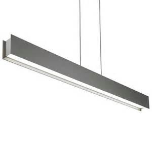 Modern Lighting Fixtures vandor linear suspension by tech lighting 700lsvanys led830