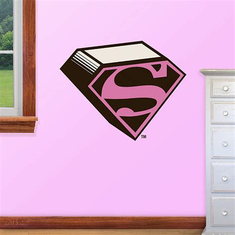supergirl emblem template supergirl logo fathead jr fathead wall decal