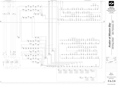 alarm riser diagram draft tech design exles riser diagram