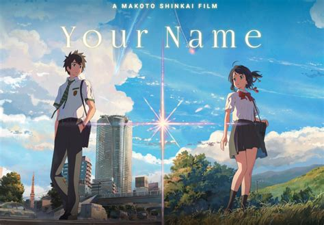 Anime Your Name by El Anime Esperado A 209 O Your Name Llega Cin 201 Polis