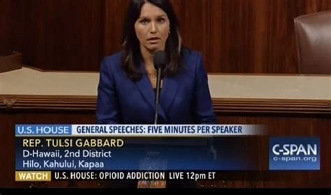 Morphine Sulfate Detox Centers In Hlio Hawaii by Gabbard Addresses Opioid Epidemic On House Floor Big