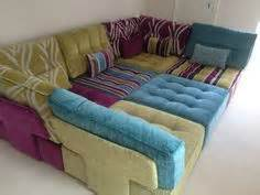 sofa bed in spanish roche bobois mah jong boho sofa modular setting sofas
