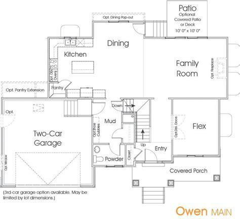 floor plans utah owen utah floor plan edge homes new house ideas utah home and floors
