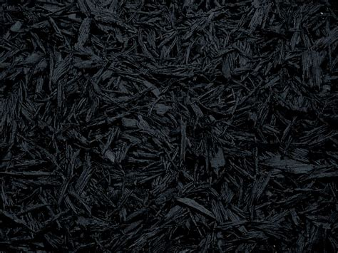 rubberific mulch rubberific premium shredded rubber mulch black 80 cf lawn garden outdoor