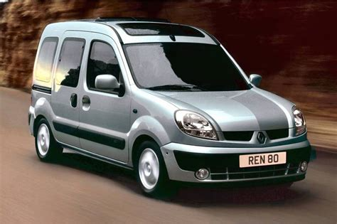 renault kangoo    car review car review