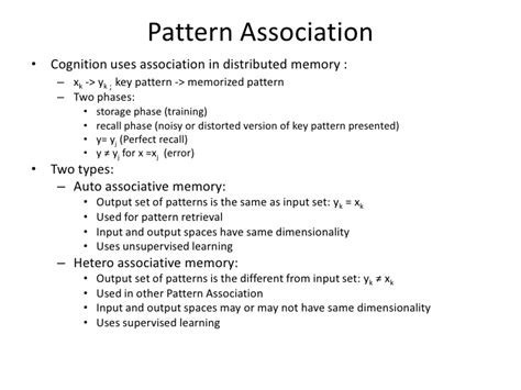 pattern analysis legal neural networks