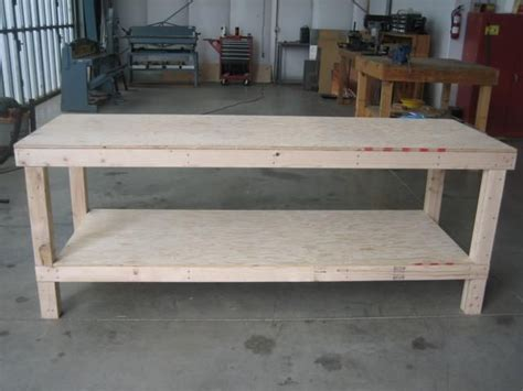 building a work table how to build work bench 2 for use as a farmhouse table