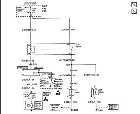 vmax wiring diagram horn relay wiring free