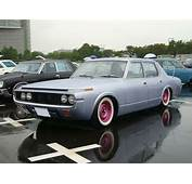TOYOTA CROWN MS60  RAT STYLE Lowered Slammed JDM