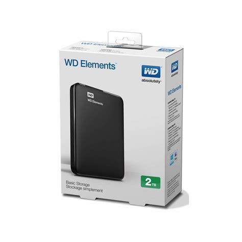 Wd Element 2 Tb Usb 3 0 2 5 wd 2tb elements external usb3 0 drive taipei for