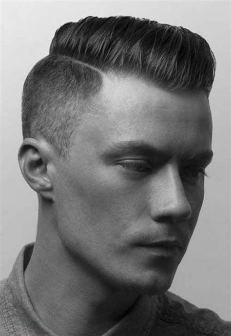 men dapper hairstyles 35 short haircuts for men 2016 mens hairstyles 2018