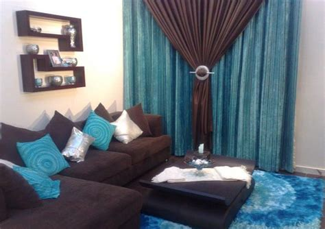 turquoise and brown living room image result for teal brown curtains home decor