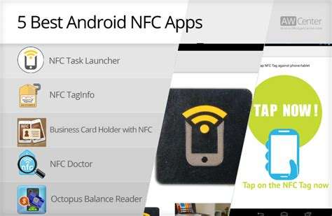 what is nfc on android image gallery nfc android apps