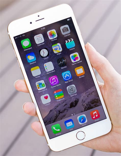 A Iphone 6 Iphone 6 Plus Review Apple S Big Screen Iphone 6 Plus For Tested Macworld Uk