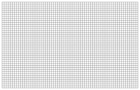 Printable Graph Paper Template 11 X 17