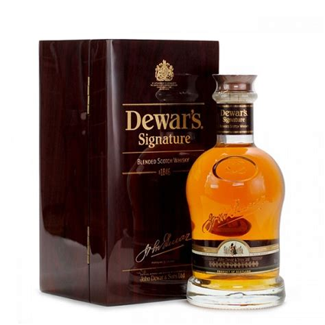 dewars signature whiskey 750ml buy online at best