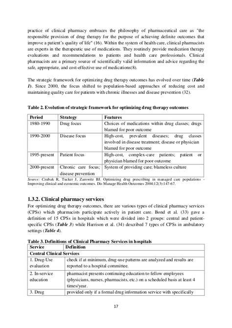 pharmacy dissertation phd thesis vo thi ha evaluation of the potential impact of