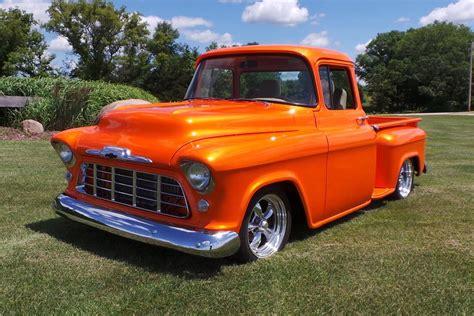 1957 Chevrolet Truck 1957 Chevrolet 3100 Custom 177031