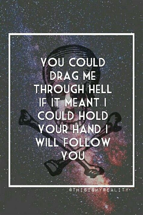 Kaos Bring Me To Horizon Quote follow you bmth by thisismyreality my edits