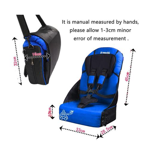 portable car seat for travel toddler infant child baby safety car seat portable dining
