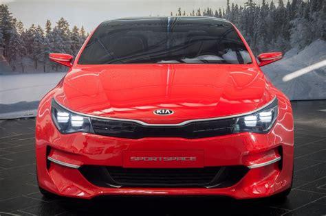 kia vehicles 2015 2015 kia sportspace concept