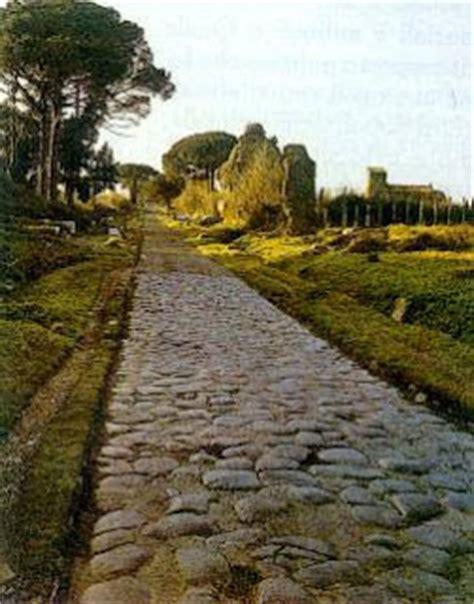 le romane le strade romane romanoimpero