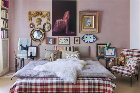 vintage style bedroom decoration vintage style small apartment of carole borraz