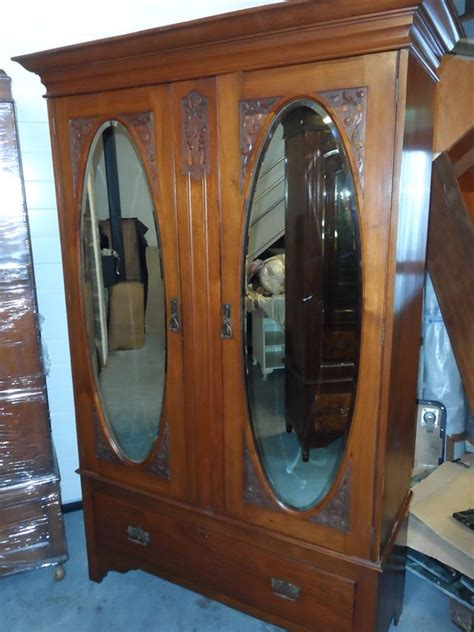 Buy Used Wardrobe by Antiques Bazaar The Best Place To Buy Or Sell Your