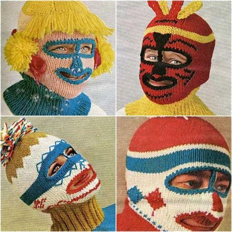 how to knit a mask 25 best knitted balaclava ideas on knitted