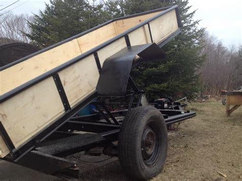 diy dump trailer   hydraylics youtube